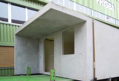Aperture della parete per porte e finestre
